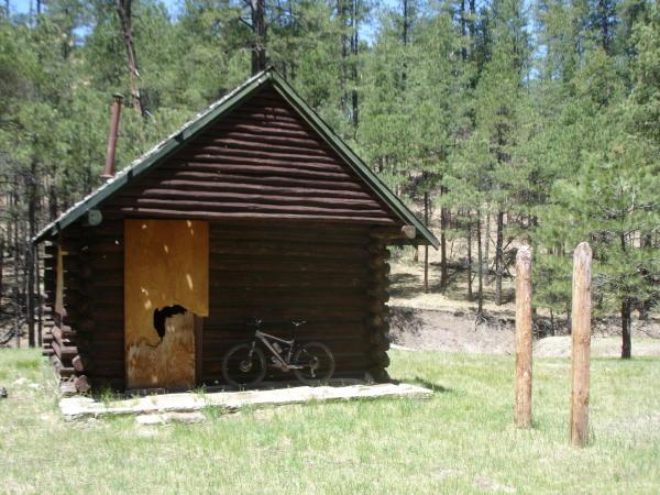 Pinchot Cabin