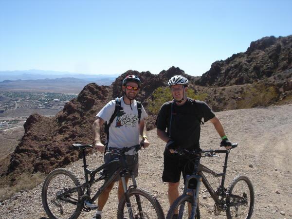 Santa Cruz Nomad and the Rocky Mountain Slayer 70